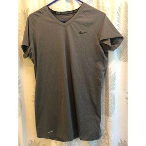 Women's Nike Pro Combat Dri-Fit Shirt